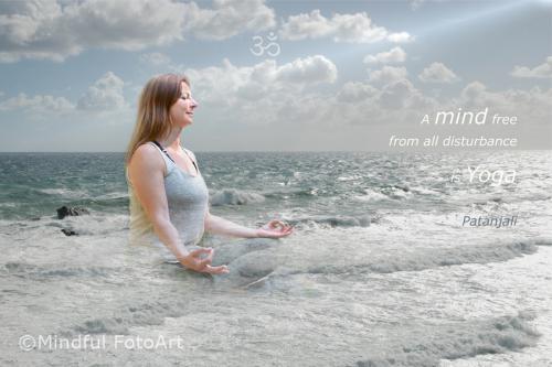 a mind free from all disturbance