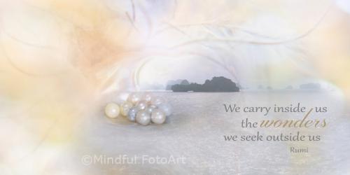 we carry inside us